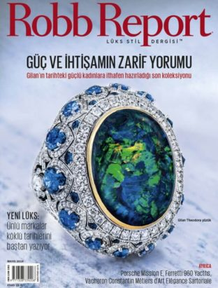 Robb Report Turkey