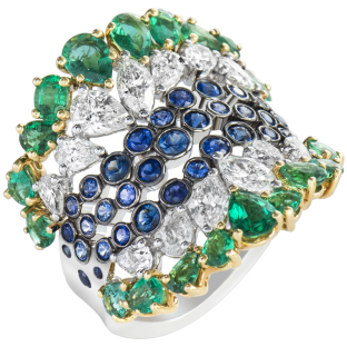 Bosphorus Dreams Ring