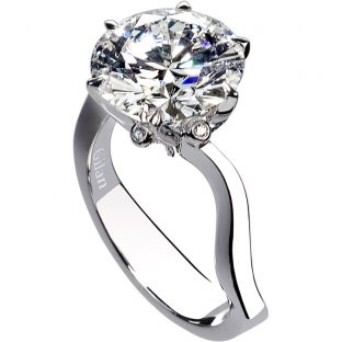 Cintemani Engagement Ring