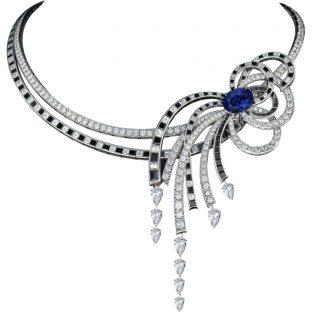 Love Fairy Necklace