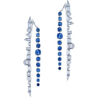 Istanbul Silhouette Earrings