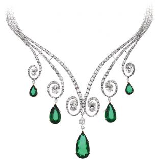Phoenix Tears Necklace